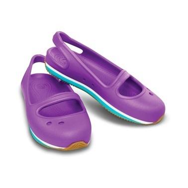 Crocs Sandalet Mor